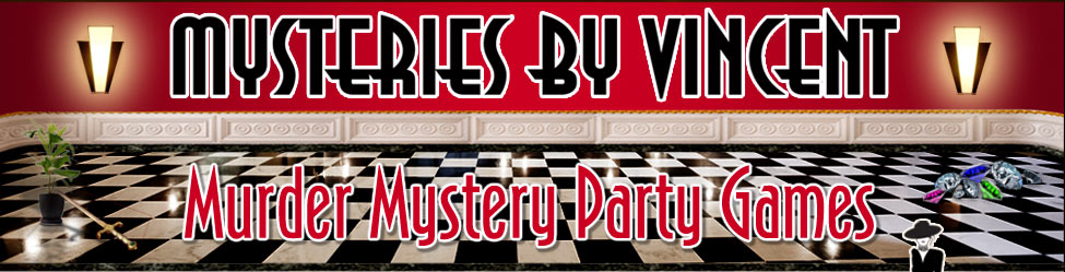 Host a murder mystery party in your own home!
